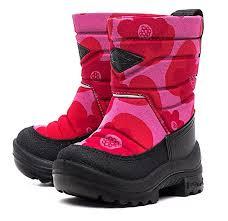 Основы правильного выбора зимней обуви для малыша