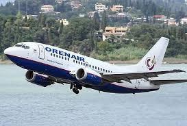Авиакомпания Orenair переводит рейсы из Домодедово во Внуково