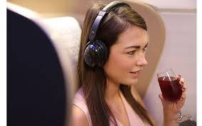 British Airways создала уникальное музыкальное меню для своих пассажиров