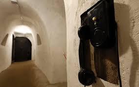 Управление культуры в Риме впервые открыло для посетителей бункер Муссолини
