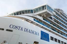Diadema является новым символом компании Costa Crociere