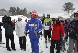 Новый горнолыжный курорт открыт в Карелии, Россия