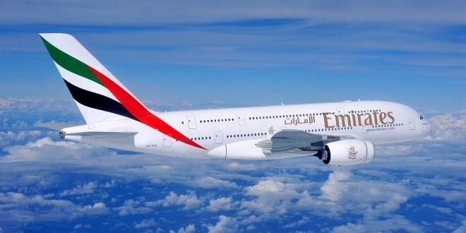 Emirates развивается со скоростью света
