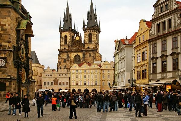 В центр Праги теперь можно будет попасть только за деньги