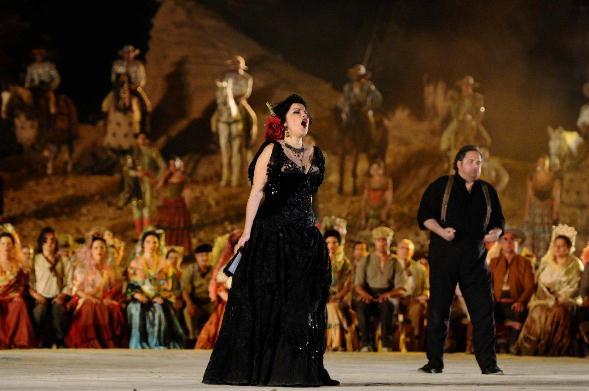 Фестиваль Оперы состоится в Израиле