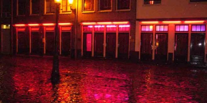 В Риме появится своя «улица Красных фонарей»
