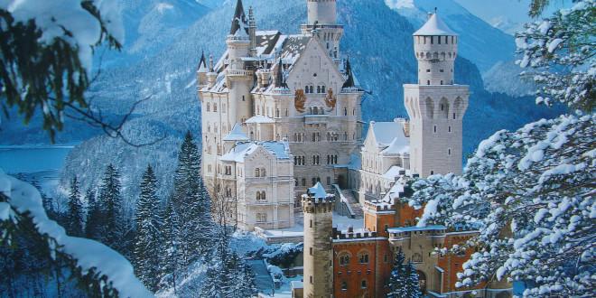 10 красивых европейских замков