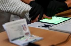 Названы сроки введения биометрических виз в Европе