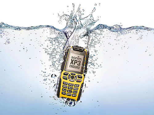 Мобильные телефоны для спорта и туризма