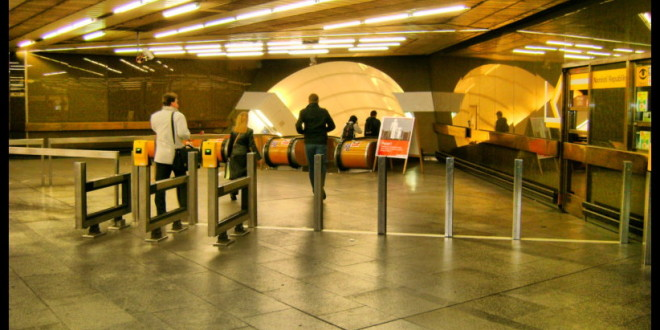 Чешское метро будет доступно на четырех языках