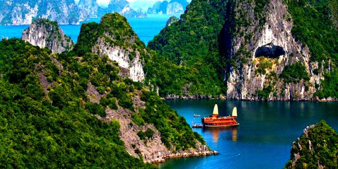 Прекрасные курорты: Вьетнам, Черногория