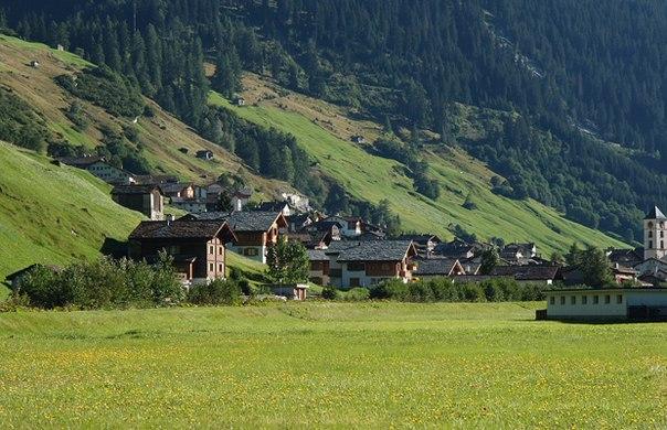В швейцарской провинции появится небоскреб?