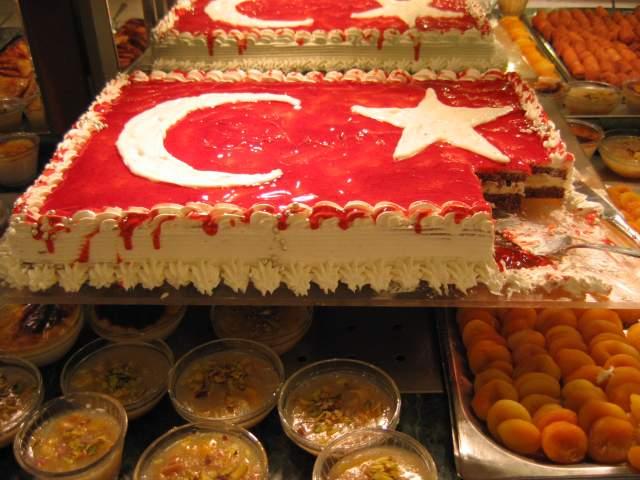 В Турции туристы ценят хорошую кухню