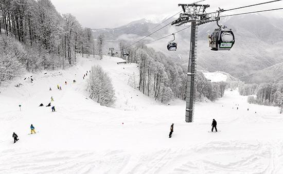 Единый ски-пасс от Путина для сочинских туристов