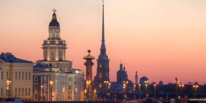 Санкт-Петербург попал в топовую двадцатку лучших туристических направлений