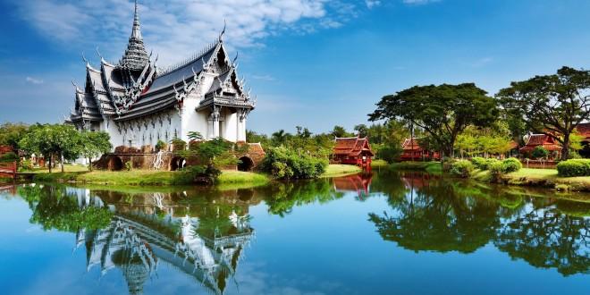 Где провести тайские каникулы?