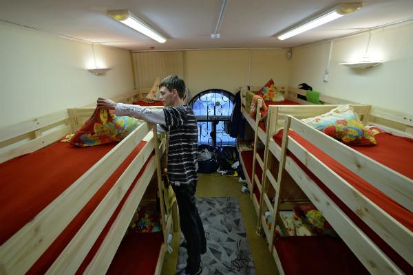 В России хотят запретить хостелы