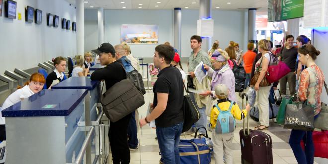 Регистрация на рейс теперь доступна с мобильного