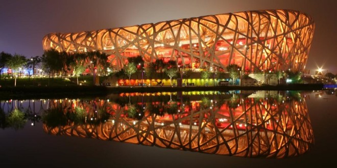 В Китае открыт крупнейший рынок, который работает даже ночью