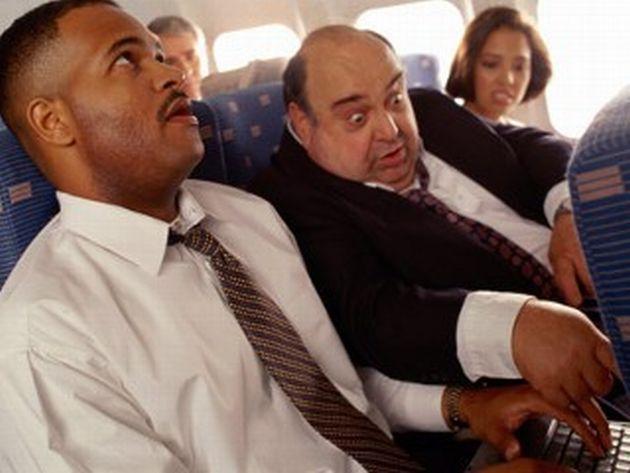 В самолетах установят сиденья для тучных людей