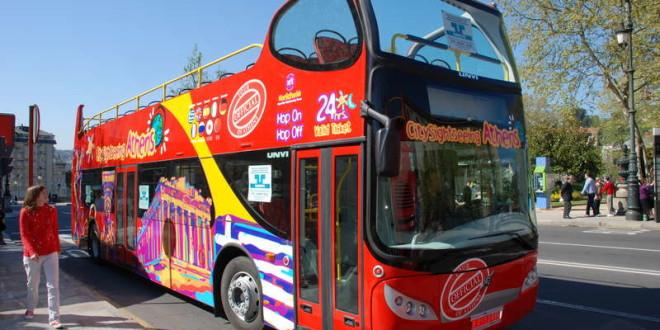 В Санкт-Петербурге появились новые туристические автобусы
