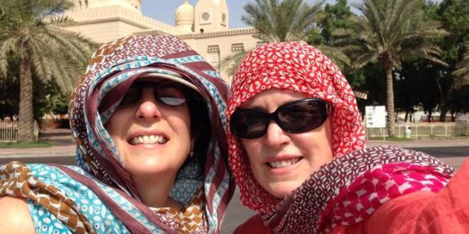 Дубайские власти вводят жесткий дресс-код для туристов