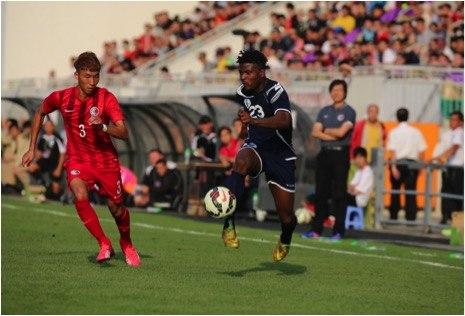 Гуам примет матчи отборочного турнира Чемпионата мира по футболу в июне