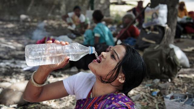 Жара в Индии стала причиной гибели 500 человек