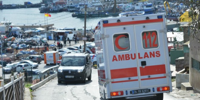 В Турции туристы отравились токсичным газом