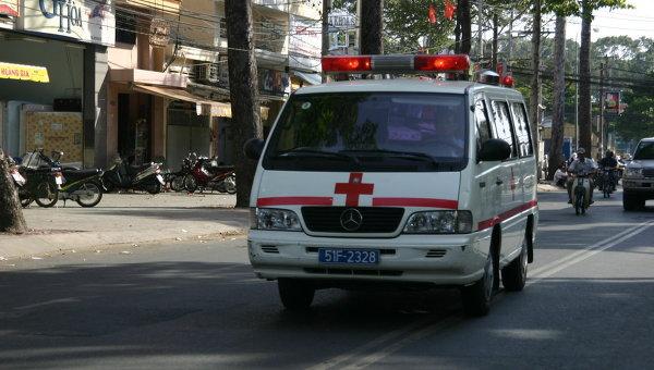 Вьетнам: После падения из окна россиянин впал в кому