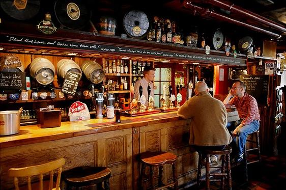 Бармены в Англии напомнят о вреде спиртного