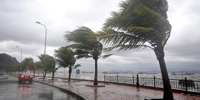 Тайфун в Гонконге может стать причиной отмены многих рейсов