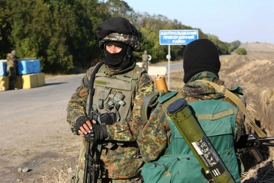 Украинский пограничник расстрелял русских туристов на КПП