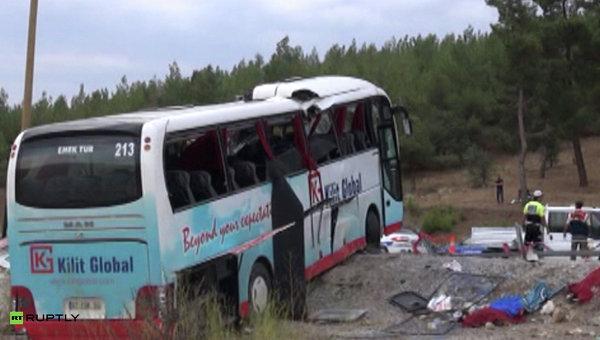 Очередное ДТП в Турции унесло жизни россиян