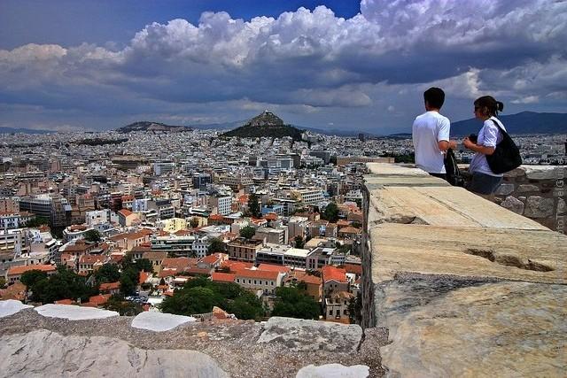 Как добраться из аэропорта в Афины