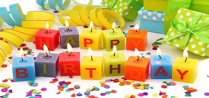 Поздравления женщине с Днем Рождения