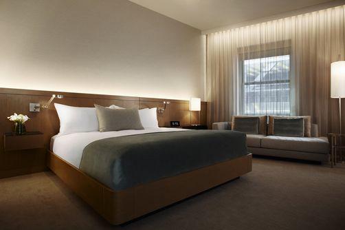В отеле класса люкс в Нью-Йорке можно отдохнуть за $2