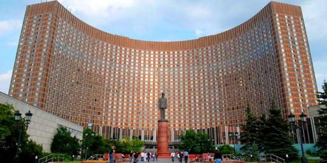 Гостиница Космос — лучшая гостиница в Москве