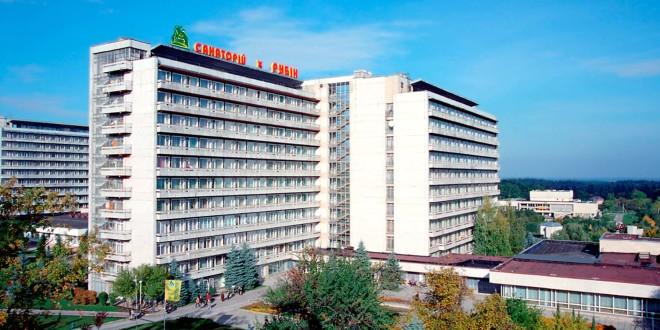 Отдых и лечение в санаториях Трускавца