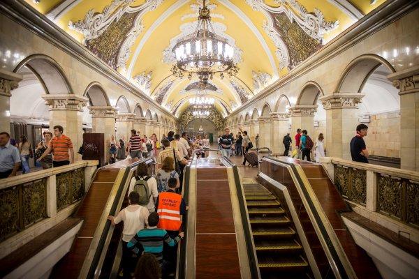 Для пассажиров метрополитена Москвы появятся голосовые подсказки