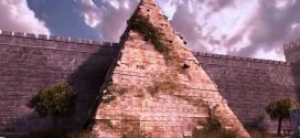 Японский миллионер выделит средства для реконструкции пирамиды Цестия
