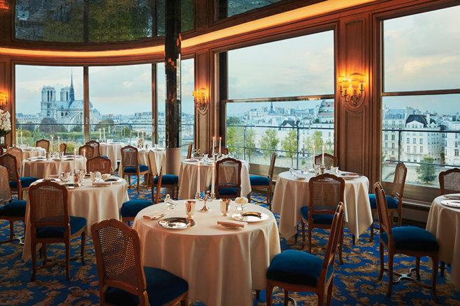 В Москве откроется самый высокий ресторан в Европе