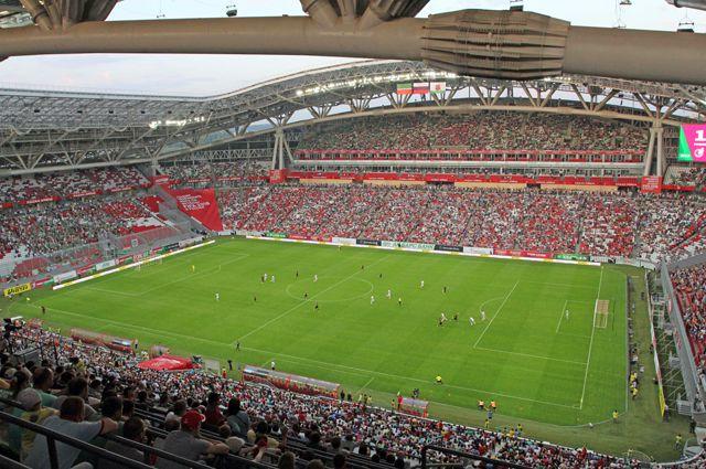 В «Казань – Арене» можно будет арендовать апартаменты с видом на игровое поле