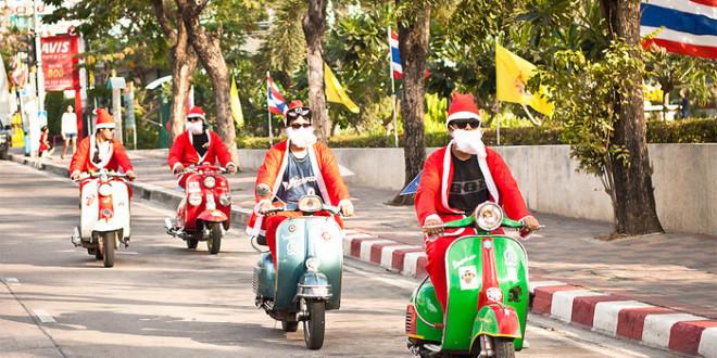 В Таиланде приступили к празднованию Нового года