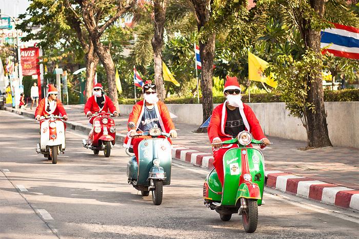Новый год в Таиланде 2017 | отдых