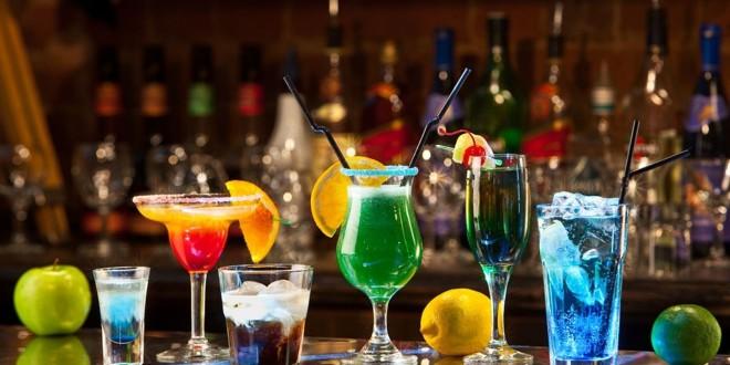 Российские санатории повышают свою популярность алкоголем