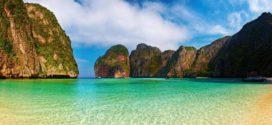 Популярному таиландскому курорту в заливе Майя Бэй острова Пхи-Пхи грозит закрытие
