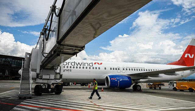 Nordwind и «Пегас Туристик» решают проблему с задержкой рейса Москва-Канкун