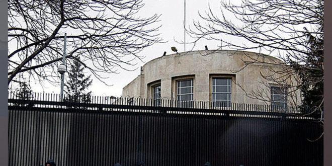В Турции приостановлена деятельность американского посольства из-за угрозы нападения