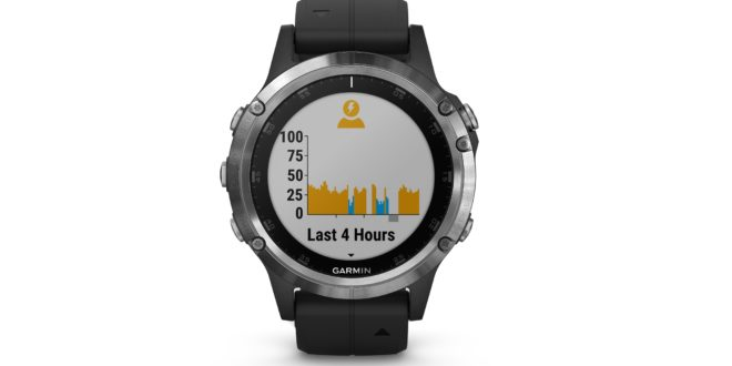 GARMIN  fenix 5 Plus: подробный обзор по новым функциям